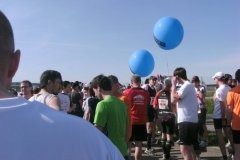8. Freiburg Marathon 3.04.2011
